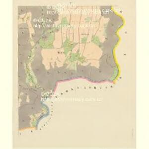 Lom - c4226-1-004 - Kaiserpflichtexemplar der Landkarten des stabilen Katasters
