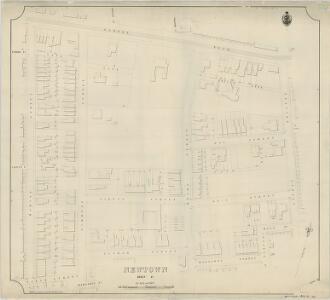 Newtown, Sheet 21, 1890