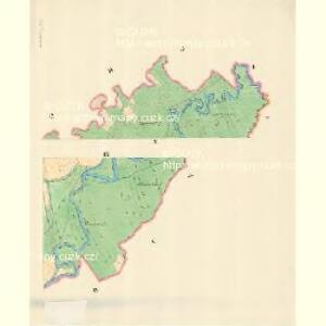 Schönberg - m3071-1-010 - Kaiserpflichtexemplar der Landkarten des stabilen Katasters