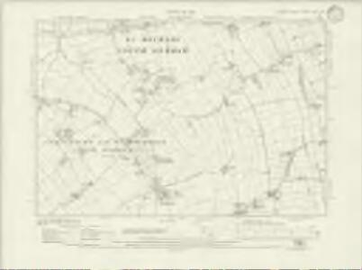 Suffolk XVII.SE - OS Six-Inch Map