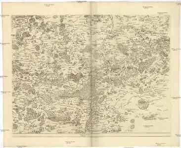 [Carte particuliere des environs de Namur, Huy, Dinant, Philippeville, etc.]