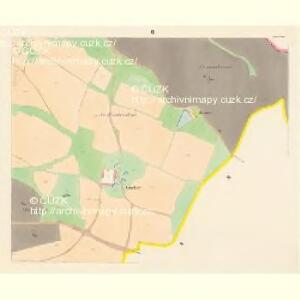 Betschitz - c0085-1-005 - Kaiserpflichtexemplar der Landkarten des stabilen Katasters