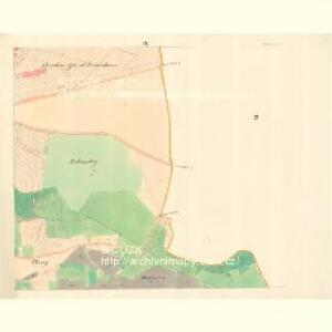 Wrazow (Wracow) - m3464-1-008 - Kaiserpflichtexemplar der Landkarten des stabilen Katasters