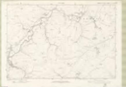 Roxburghshire Sheet n XVI - OS 6 Inch map