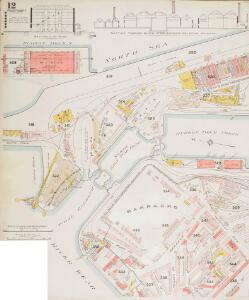 Insurance Plan of Sunderland: sheet 12-1