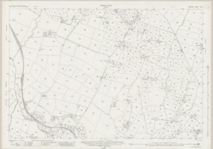 Anglesey XIII.15 (includes: Llanddyfnan; Llangefni; Llangwyllog; Tregaean) - 25 Inch Map