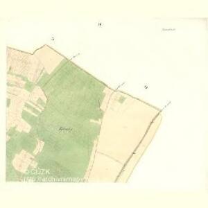 Neudorf (Nowawes) - m2195-1-003 - Kaiserpflichtexemplar der Landkarten des stabilen Katasters