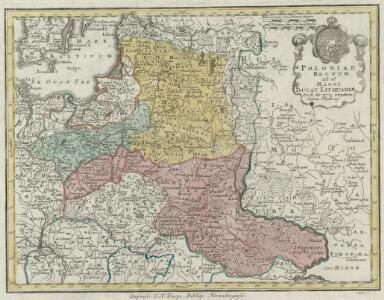 Poloniae Regnum ut et Magni Ducat. Lithuaniae