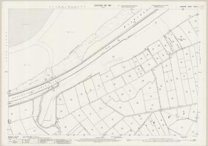Cheshire XXIV.14 (includes: Ellesmere Port; Frodsham; Helsby) - 25 Inch Map