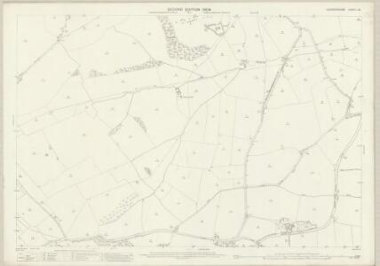 Leicestershire L.2 (includes: Foxton; Gumley; Laughton; Lubenham) - 25 Inch Map