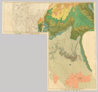 Composite: Geologic map sheets XX-XXIII.