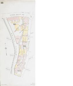 Insurance Plan of Bristol Vol II: sheet 55-1