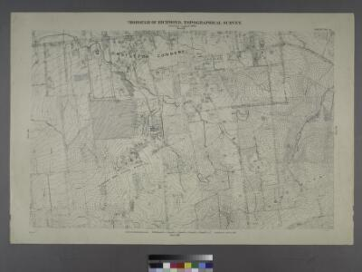 Sheet No. 31. [Includes Castleton Corners and Todt Hill.]; Borough of Richmond, Topographical Survey.
