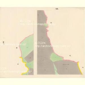Neuofen - c5201-1-019 - Kaiserpflichtexemplar der Landkarten des stabilen Katasters