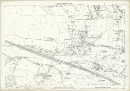 Hertfordshire XXXIII.11 (includes: Hemel Hempstead) - 25 Inch Map