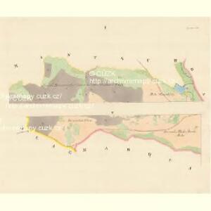 Lipnitz (Lipniz) - m1566-1-001 - Kaiserpflichtexemplar der Landkarten des stabilen Katasters