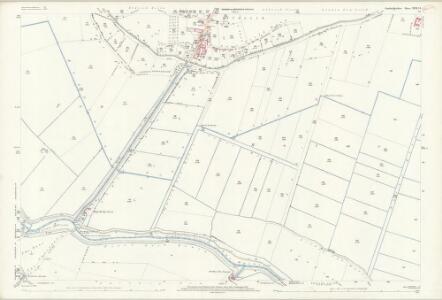 Cambridgeshire XXIX.14 (includes: Cottenham; Haddenham; Willingham) - 25 Inch Map