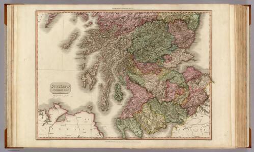 Scotland, southern part.