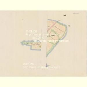 Rudolphstadt - c6617-1-001 - Kaiserpflichtexemplar der Landkarten des stabilen Katasters