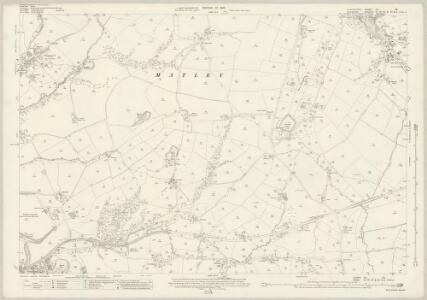 Lancashire CV.16 (includes: Dukinfield; Hyde; Longendale) - 25 Inch Map
