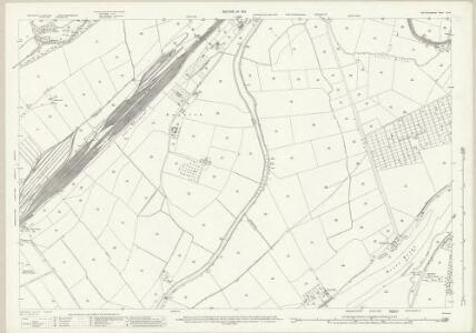 Nottinghamshire XLII.9 (includes: Beeston And Stapleford; Nottingham; West Bridgford) - 25 Inch Map