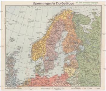 Spannungen in Nordeuropa