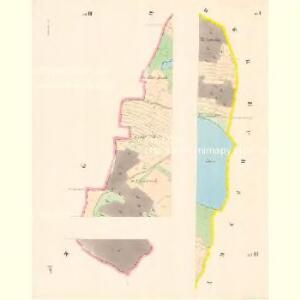 Ihlawka - m1102-1-005 - Kaiserpflichtexemplar der Landkarten des stabilen Katasters
