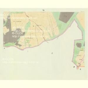 Hossin - c2235-1-007 - Kaiserpflichtexemplar der Landkarten des stabilen Katasters