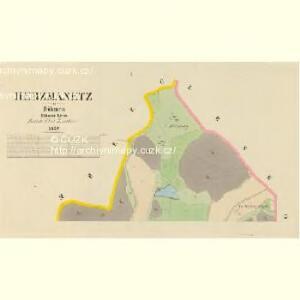 Herzmanetz - c1828-1-001 - Kaiserpflichtexemplar der Landkarten des stabilen Katasters