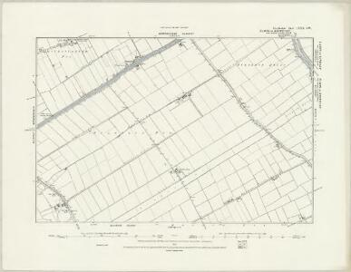 Lincolnshire LXXVII.SW - OS Six-Inch Map