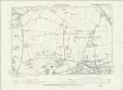 Northumberland LXXXIX.SW - OS Six-Inch Map