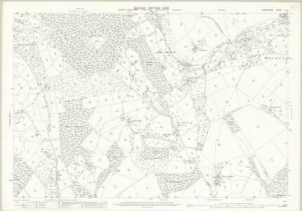 Shropshire LI.14 (includes: Acton Round; Astley Abbotts; Barrow; Morville; Willey) - 25 Inch Map