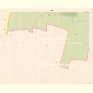 Zbudau - c9193-1-007 - Kaiserpflichtexemplar der Landkarten des stabilen Katasters