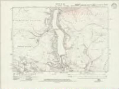 Derbyshire VII.NW - OS Six-Inch Map
