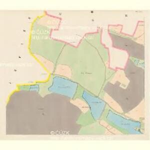 Skall (Skal) - c6925-1-003 - Kaiserpflichtexemplar der Landkarten des stabilen Katasters