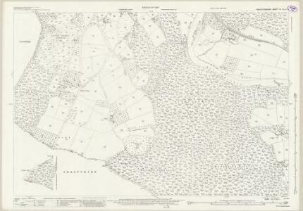 Worcestershire VII.12 & 11 (includes: Kidderminster Foreign; Kinlet; Upper Arley) - 25 Inch Map
