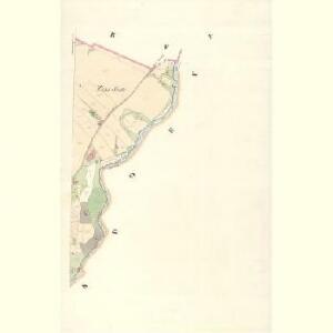 Reitendorf (Reypotin) - m2561-1-005 - Kaiserpflichtexemplar der Landkarten des stabilen Katasters