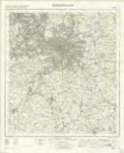 Birmingham - OS One-Inch Map