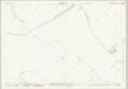 Buckinghamshire XXX.6 (includes: Edlesborough; Ivinghoe) - 25 Inch Map