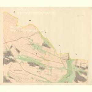 Baczkowitz - m0026-1-002 - Kaiserpflichtexemplar der Landkarten des stabilen Katasters