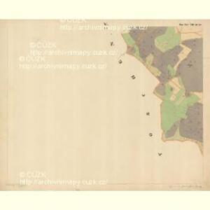 Buchen - c0649-1-005 - Kaiserpflichtexemplar der Landkarten des stabilen Katasters