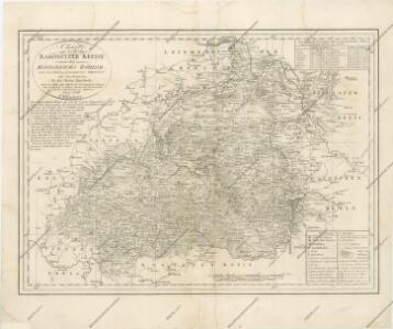 Neuester und vollständigster Atlas des Königreiches Böhmen