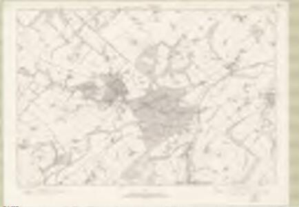 Roxburghshire Sheet n XIII - OS 6 Inch map