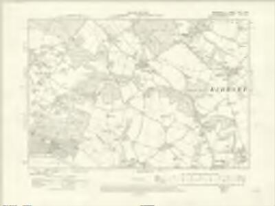Berkshire XXIX.NW - OS Six-Inch Map