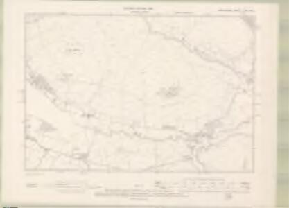Perth and Clackmannan Sheet LXXI.NE - OS 6 Inch map