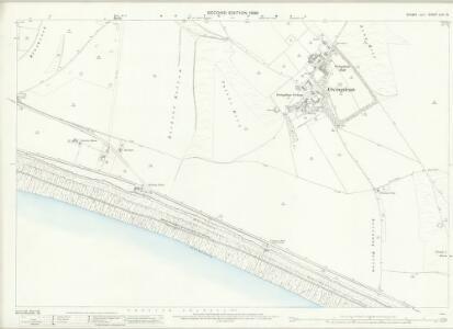 Sussex LXVI.15 (includes: Brighton) - 25 Inch Map