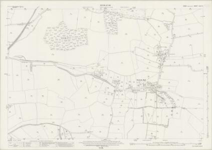 Essex (New Series 1913-) n VIII.13 (includes: Saffron Walden; Wimbish) - 25 Inch Map