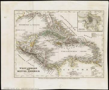 West Indian und Mittel America