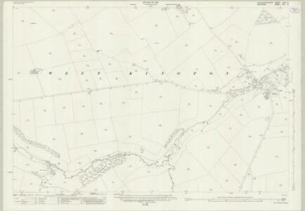 Gloucestershire LXXIV.5 (includes: Marshfield; Nettleton) - 25 Inch Map