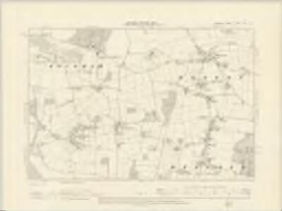 Suffolk XLV.SW - OS Six-Inch Map